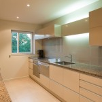 Millbrook Apartments for Contemporary Kitchen with Entire Back Wall Finished with a Glass S