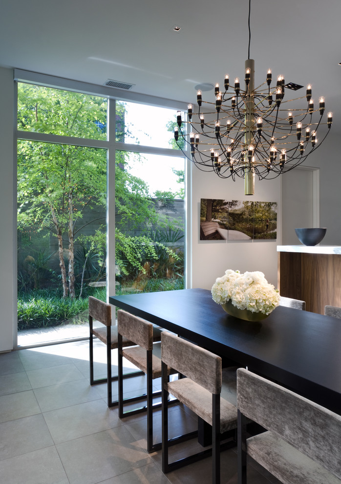 Minotti for Modern Dining Room with Minotti