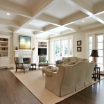 Minwax for Traditional Family Room with French Doors