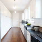 Minwax for Transitional Kitchen with Pantry