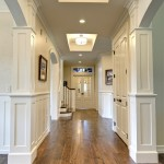Mirage Flooring for Traditional Hall with Foyer