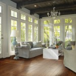 Mirage Flooring for Traditional Spaces with Living Rooms