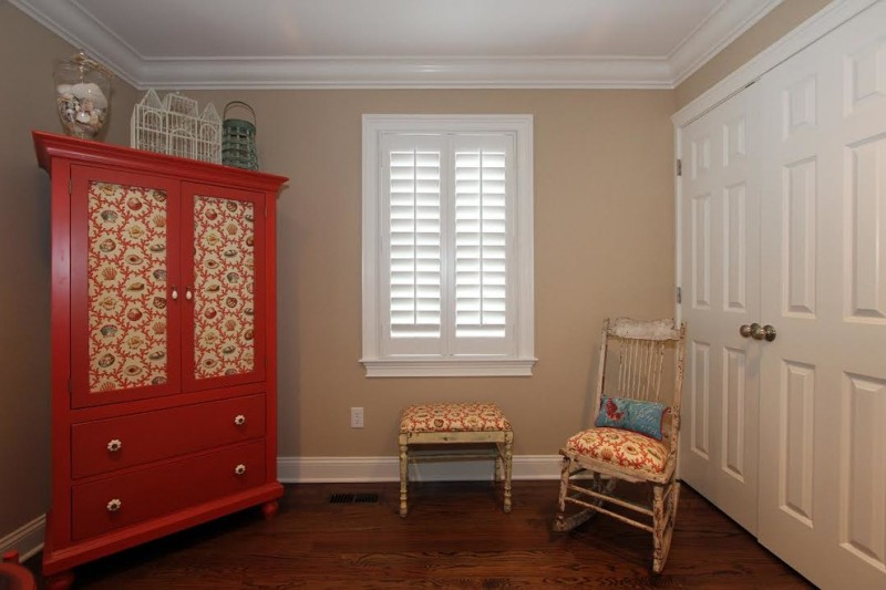 Monmouth Plantation for Beach Style Hall with Rocking Chair