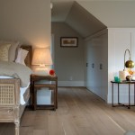 Monocoat for Beach Style Bedroom with Living Room