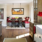 Monocoat for Farmhouse Kitchen with Reclaimed Wood Built In