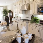 Mont Granite for Traditional Kitchen with Granite