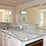 Mont Granite for Traditional Kitchen with Granite Island