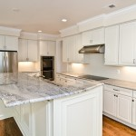 Mont Granite for Traditional Kitchen with Kitchen Island