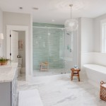 Mosaic Richmond for Transitional Bathroom with Built in Bunk Bed