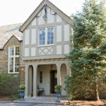 Mousing Around for Traditional Exterior with Beige Exterior