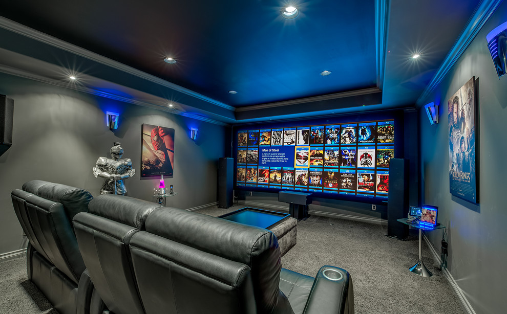 Movie Theater Clarksville Tn for Contemporary Home Theater with Speakers