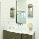 Mt Bachelor Village for Tropical Bathroom with Crown Molding