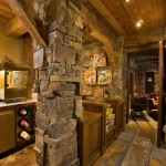 Mungo Homes Columbia Sc for Rustic Home Theater with Wood Ceiling