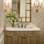 Must See in San Francisco for Traditional Powder Room with Bathroom Lighting