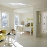 Mythic Paint for Beach Style Bedroom with White Walls