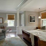 Mythic Paint for Farmhouse Bedroom with Wood Trim