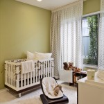 Mythic Paint for Midcentury Nursery with Rocker
