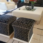 Naples Mercedes for Transitional Family Room with and Fabrics