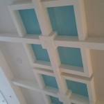 Naples Mercedes for Transitional Family Room with Mercedes Designe Dthis New Ceiling to Give Delineation To