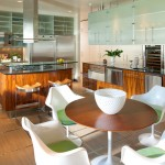 Needham Garden Center for Contemporary Kitchen with Wood Drawers