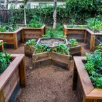 Needham Garden Center for Traditional Landscape with L Shape