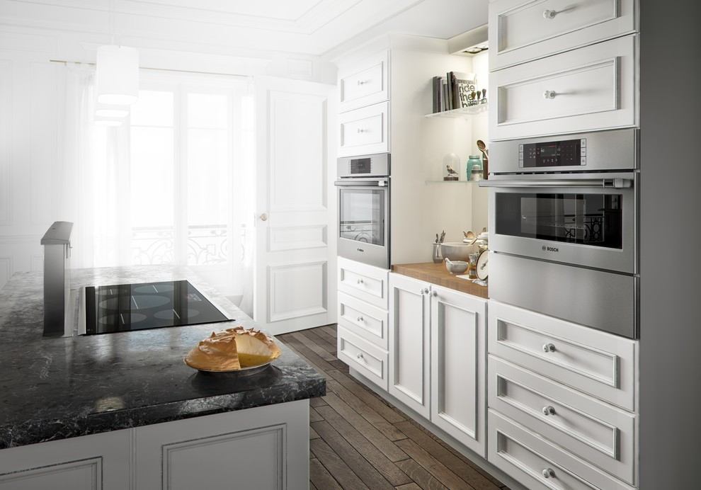 Neolith Countertops for Contemporary Kitchen with Contemporary