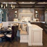 New Orleans Points of Interest for Traditional Kitchen with Kitchen Island