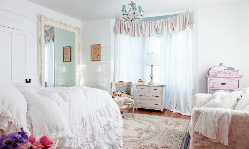 Nhic for Shabby-Chic Style Bedroom with Shabby Chic