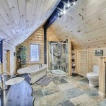 Niblock Homes for Modern Spaces with Log Cabin Home Pictures
