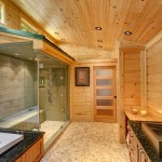 Niblock Homes for Rustic Bathroom with System Built Homes