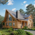 Niblock Homes for Rustic Spaces with Log Cabin Homes
