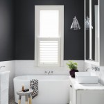 Nicole Rehab Addict for Contemporary Bathroom with Dulux Paint