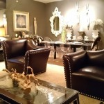Nicole Rehab Addict for Contemporary Living Room with Nail Head Trim