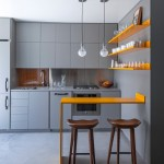 Normangee Tractor for Contemporary Kitchen with Modern Pendant Lighting
