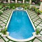 Normangee Tractor for Traditional Pool with Luxury Pool