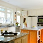 North Conway Nh Outlets for Traditional Kitchen with Door to Patio