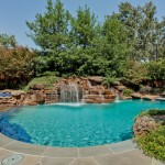 Northport Water for Traditional Pool with Hot Tub