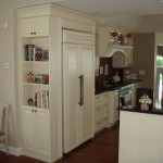 Northport Water for Traditional Spaces with White Cabinets