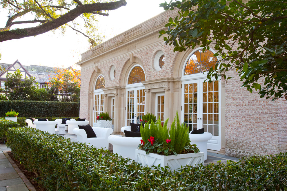 Norwood Furniture for Traditional Exterior with Glass Doors