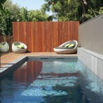 Nps Pool Supply for Contemporary Pool with Modern Patio Furniture