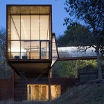 Odyssey House Utah for Industrial Exterior with Flat Roof