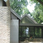 Oldcastle Glass for Contemporary Exterior with Steps
