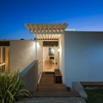 Oldcastle Glass for Midcentury Entry with Restoration