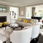 Oly Furniture for Transitional Living Room with Draperies