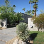 Orco Block for Midcentury Exterior with Orco