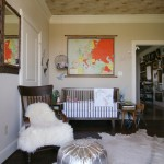 Oregon Decorative Rock for Eclectic Nursery with Recessed Lighting