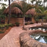 Osuna Nursery for Beach Style Spaces with Native Indian Structures