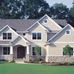 Painting Vinyl Siding for Craftsman Exterior with Remodeling