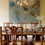 Painting with a Twist Lake Charles for Traditional Dining Room with Table Runner