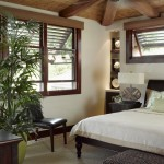 Palecek for Tropical Bedroom with Great Architecture